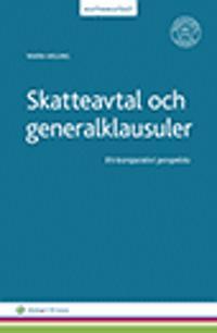 Skatteavtal och generalklausuler  : ett komparativt perspektiv - Maria Hilling   Laserbodysculptingpittsburgh.com