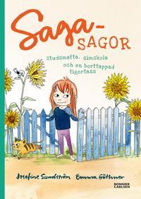 Sagasagor: Studsmatta, simskola och en borttappad tigertass
