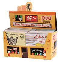 Pixi säljförpackning serie 214