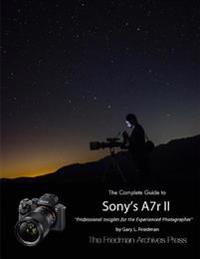 Complete Guide to Sony's Alpha 7r Ii