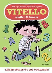 Vitello skaffer 49 kroner - Læs historien og løs opgaverne