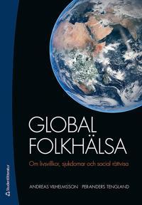 Global folkhälsa : om livsvillkor, sjukdomar och social rättvisa