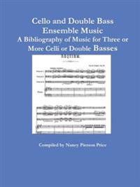 Cello and Double Bass Ensemble Music