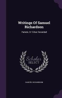 Writings of Samuel Richardson