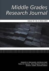 Middle Grades Research Journal, Issue 3