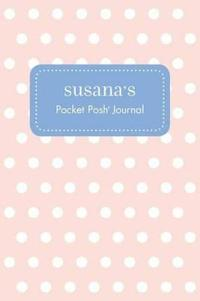 Susana's Pocket Posh Journal, Polka Dot