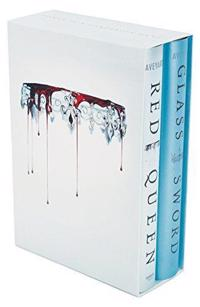 Red Queen 2-Book Box Set: Red Queen, Glass Sword