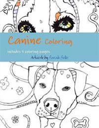 Canine Coloring Pages