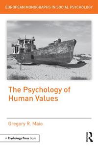The Psychology of Human Values