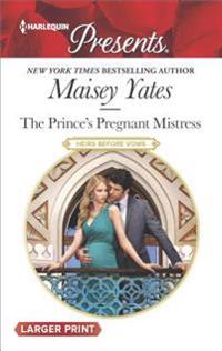 The Prince's Pregnant Mistress