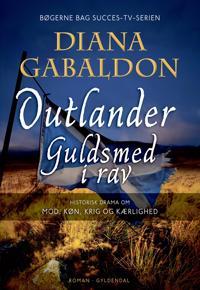 Outlander-Guldsmed i rav