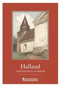 Halland : landskapets kyrkor -  pdf epub