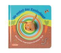 Fingerpuppen-Bücher: Wo wohnt das Kaninchen?