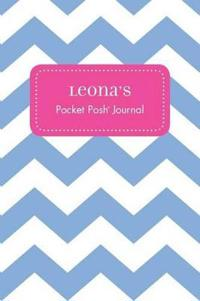 Leona's Pocket Posh Journal, Chevron