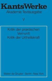 Kants Werke Akademie-Textausgabe