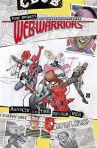 Web Warriors of the Spider-Verse 2