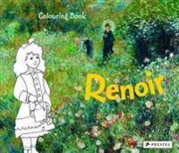 Coloring Book Renoir