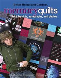 Memory Quilts With T-shirts, Autographs, and Photos
