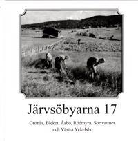 Järvsöbyarna 17. Grönås, Bleket, Åsbo, Rödmyra, Sortsvattnet och Västra Yck