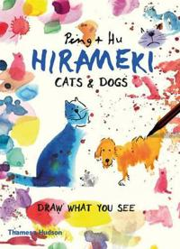 Hirameki: cats & dogs - draw what you see