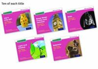 Read Write Inc. Phonics: Pink Set 3 Non-fiction Pack of 50