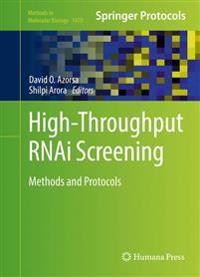 High-throughput Rnai Screening