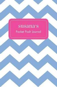 Susana's Pocket Posh Journal, Chevron