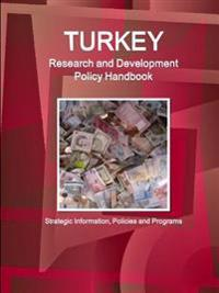Turkey Research and Development Policy Handbook