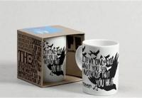 The Raven Porcelain Mug