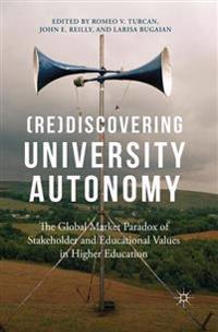 Rediscovering University Autonomy