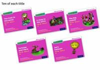 Read Write Inc. Phonics: Pink Set 3A Storybook Pack of 50