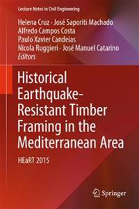 Historical Earthquake-resistant Timber Framing in the Mediterranean Area
