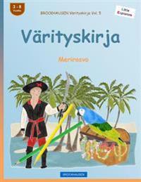 Brockhausen Varityskirja Vol. 5 - Varityskirja: Merirosvo