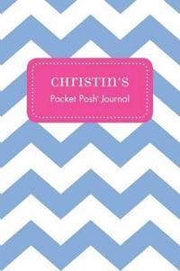 Christin's Pocket Posh Journal, Chevron