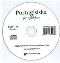 Portugisiska för nybörjare cd audio