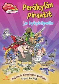 Peräkylän piraatit ja kykykilpailu