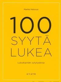 100 syytä lukea