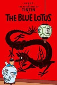 Le Lotus blå - Herge - böcker (9780416621709)     Bokhandel