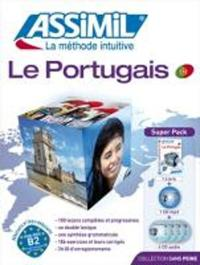 Le Portugais (Superpack 1 book + 4CDs + 1CD mp3)