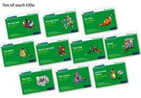 Read Write Inc. Phonics: Green Set 1 Storybooks Pack of 100