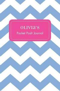 Olivia's Pocket Posh Journal, Chevron