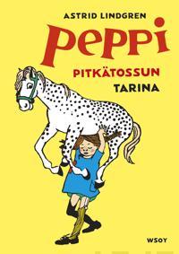 Peppi Pitkätossun tarina