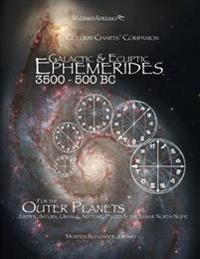 Galactic & Ecliptic Ephemerides 3500 - 500 BC: For the Outer Planets