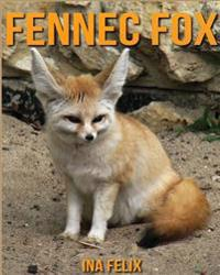 Fennec Fox: Children Book of Fun Facts & Amazing Photos on Animals in Nature - A Wonderful Fennec Fox Book for Kids Aged 3-7