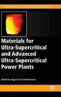 Materials for Ultra-Supercritical and Advanced Ultra-Supercritical Power Plants