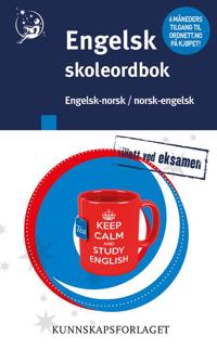 English-norwegian & norwegian-english school dictionary