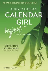 Calendar girl: Begjært
