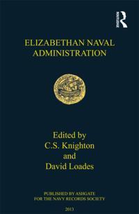 Elizabethan Naval Administration