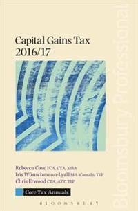 Core Tax Annual - Capital Gains Tax 2016/17