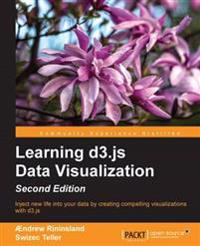 Learning d3.js Data Visualization -